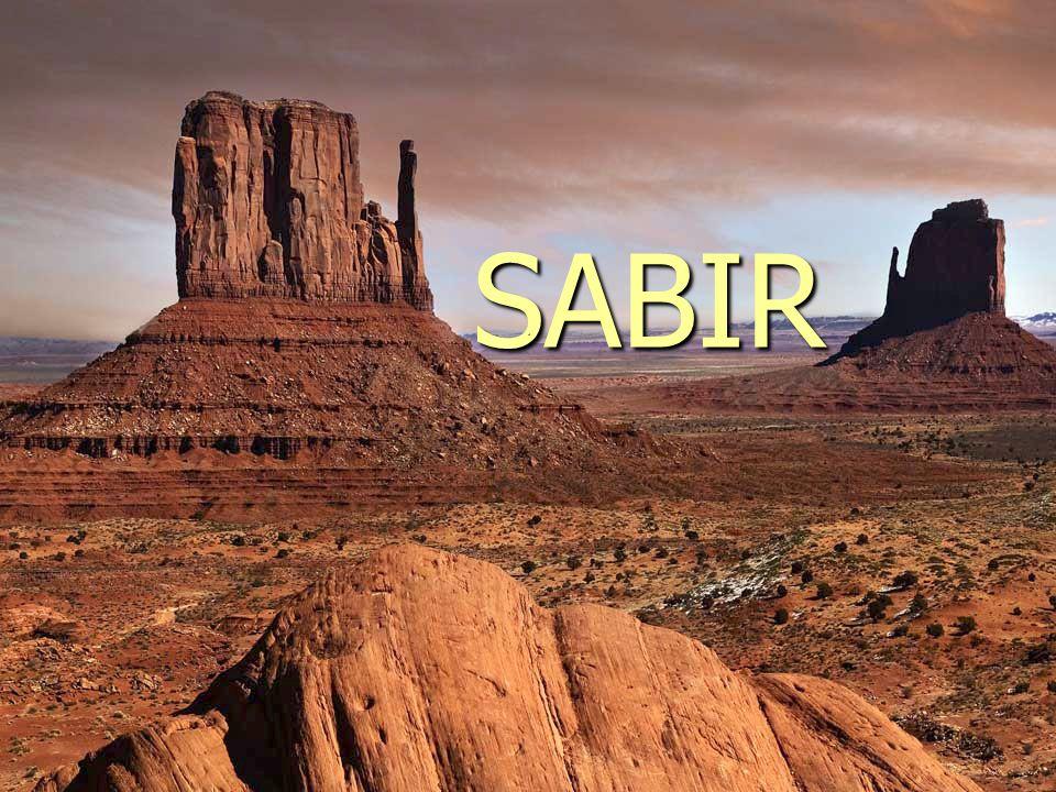 SABIR SABIR.