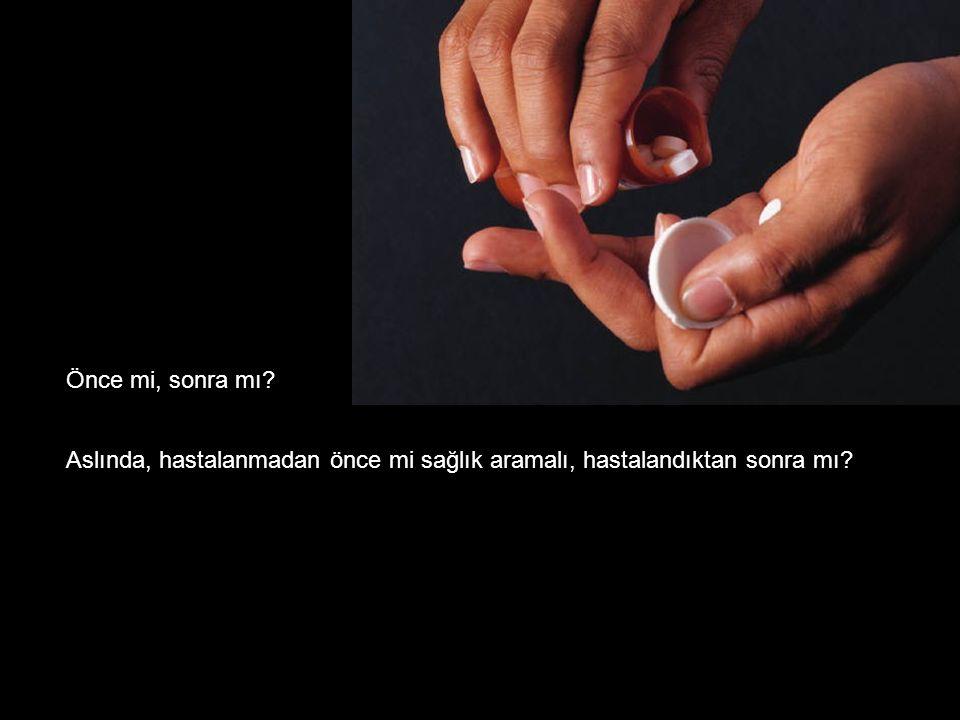 Eğer sen hastalığı kesinlikle iyileştiren bir ilacı bulmuşsan Allah'ın takdir ve emriyle hasta iyileşir. Ahmet bin Hanbel, Müsned, C 5, s.