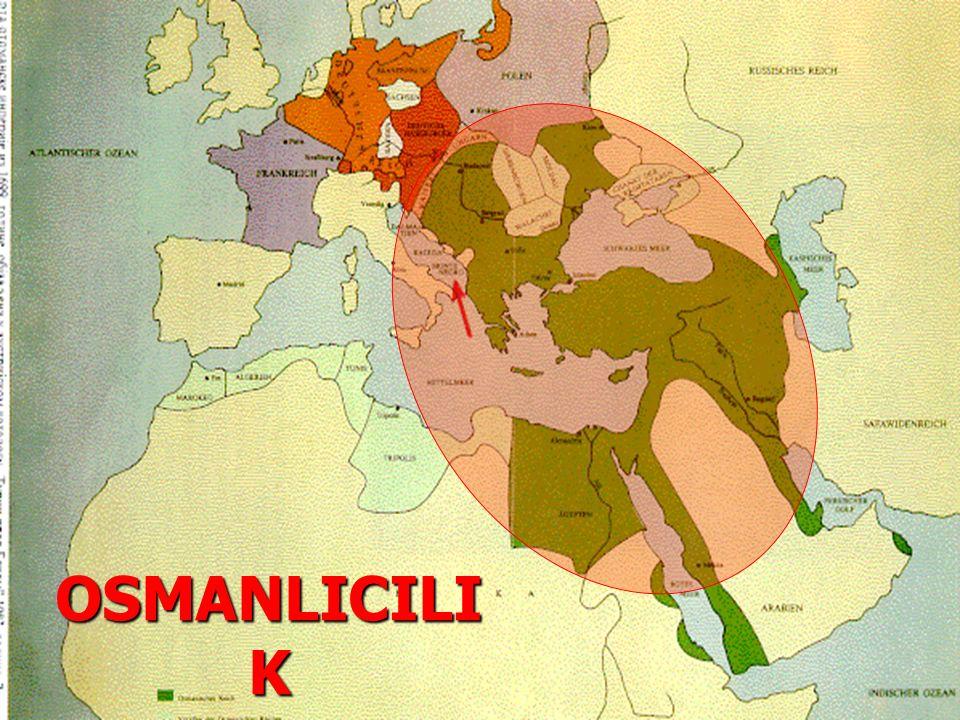 OSMANLICILI K