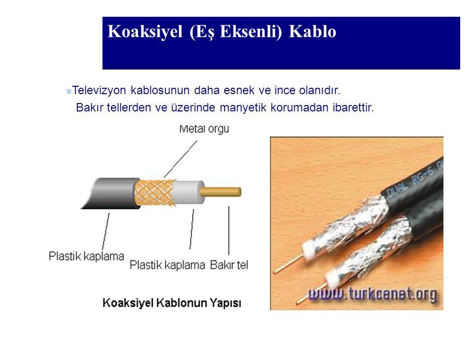 Çift Burgulu Kablolar (Twisted-Pair) Tek (örneğin dahili hatlarda), dört (oldukça yaygındır) veya sekiz çift kablodan oluşabilir UTP (Unshielded Twisted Pair) STP (Shielded Twisted Pair)