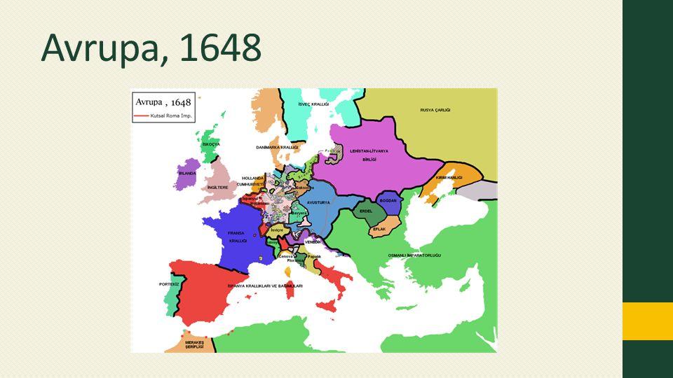 Avrupa, 1648