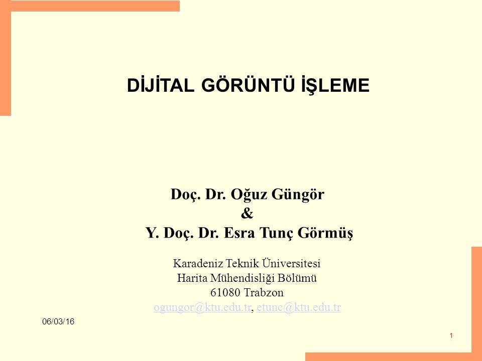 Kullanılan Kaynaklar Digital Image Processing , Rafael C.