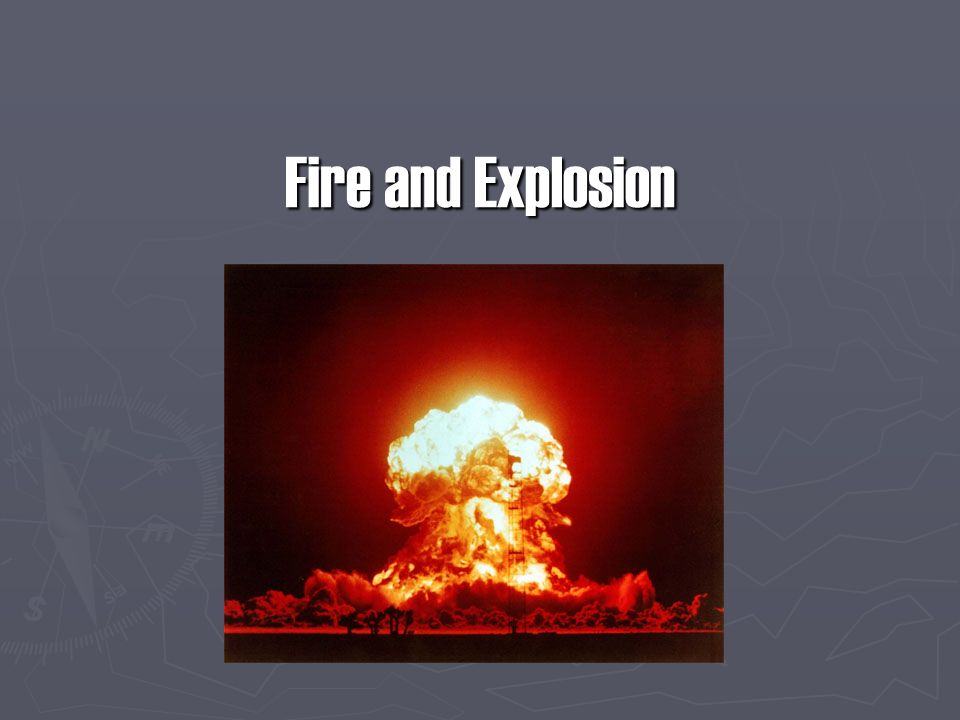 Section #2 EXPLOSION The fifth type of explosion is a … Astronomical Explosion: Astronomical explosions, even though being the biggest type of explosion are also the least possible to occur in normal circumstances.
