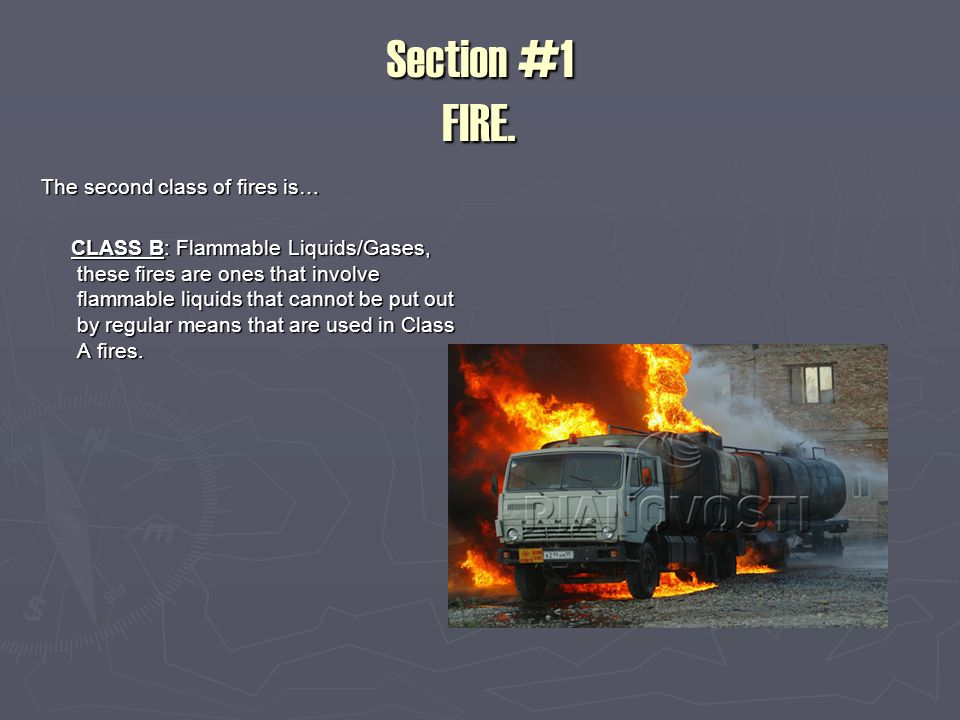 Section #2 EXPLOSION There are several different types of explosions that can happen, some more common in the workplace then others.