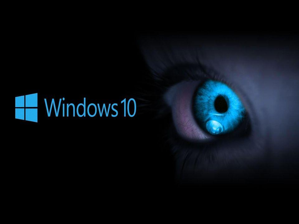  Windows 10 un ilk yapıları, 6.4 sürüm numarası ile geldi ancak 21 Ocak tanıtımı ile sürüm 10 a çıktı.