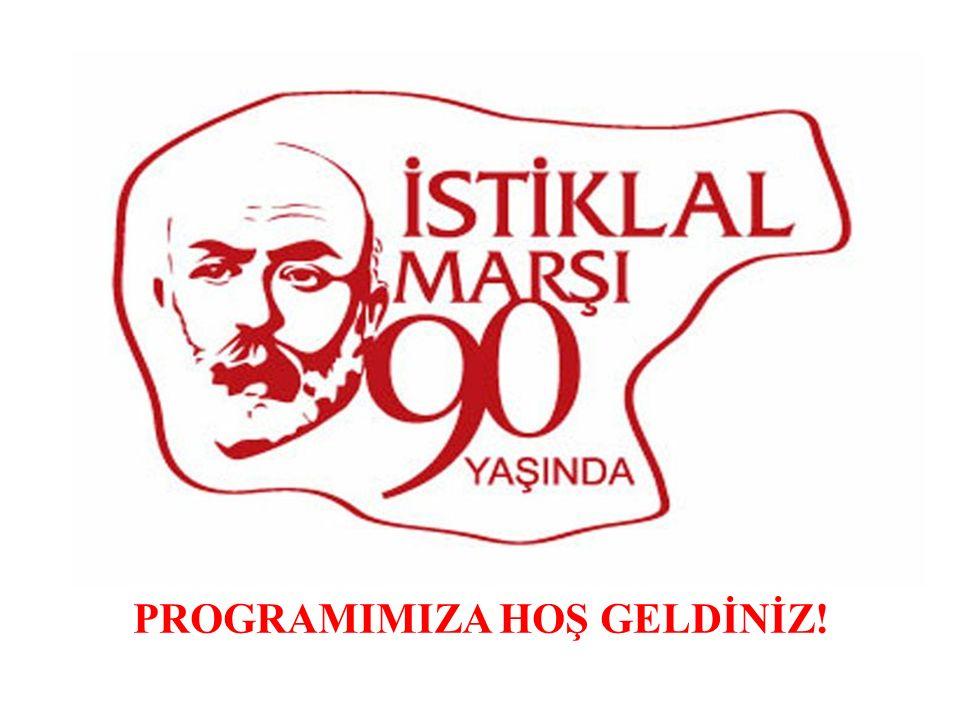 PROGRAMIMIZA HOŞ GELDİNİZ!