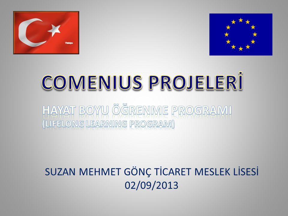 SUZAN MEHMET GÖNÇ TİCARET MESLEK LİSESİ 02/09/2013