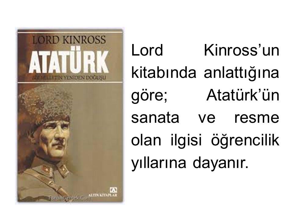 Ülkenin geri kalınmışlık zincirinden kurtulması için, öncelikle onun ufkunu açmak olduğunu tespit eden Atatürk, bu işte en önemli unsurlar dan biri olan kültür ve sanatın gelişmesi için büyük gayret gösterir ve gerekli tüm tedbirleri alır.