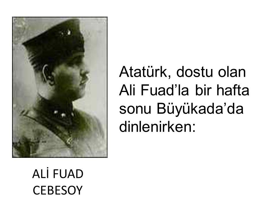 Atatürk, Avrupa'ya resim, müzik tahsiline öğrenciler yolladı.