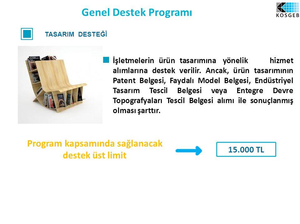 TASARIM DESTEĞİ İşletmelerin ürün tasarımına yönelik hizmet alımlarına destek verilir.