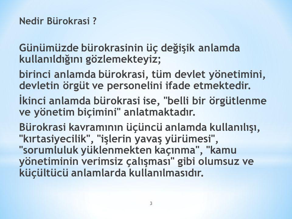 3 Nedir Bürokrasi .