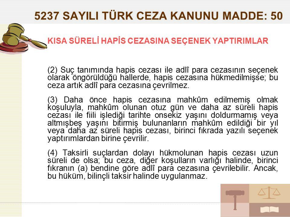 5237 SAYILI TÜRK CEZA KANUNU MADDE: 89 TAKSİRLE YARALAMA (1) Taksirle başkasının vücuduna acı veren veya sağlığının ya da algılama yeteneğinin bozulmasına neden olan kişi, üç aydan bir yıla kadar hapis veya adli para cezası ile cezalandırılır.