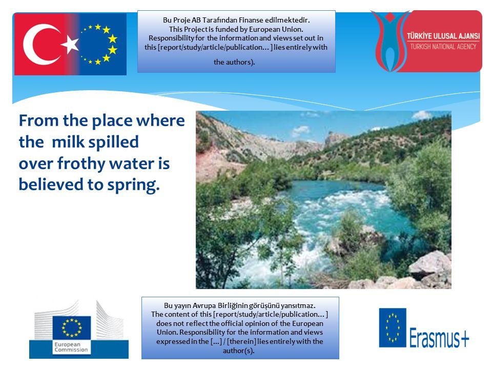 Bu Pro je Avrupa Birliği Tarafından Finanse edilmektedir Bu yayın Avrupa Birliğinin görüşünü yansıtmaz.