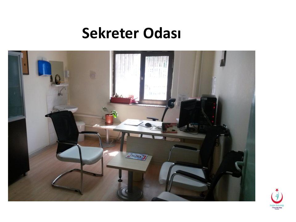 Sekreter Odası