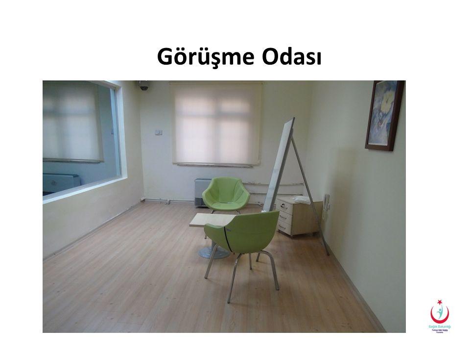 Görüşme Odası