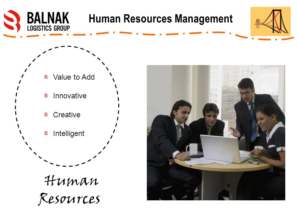 Value to Add Innovative Creative Intelligent Human Resources Management