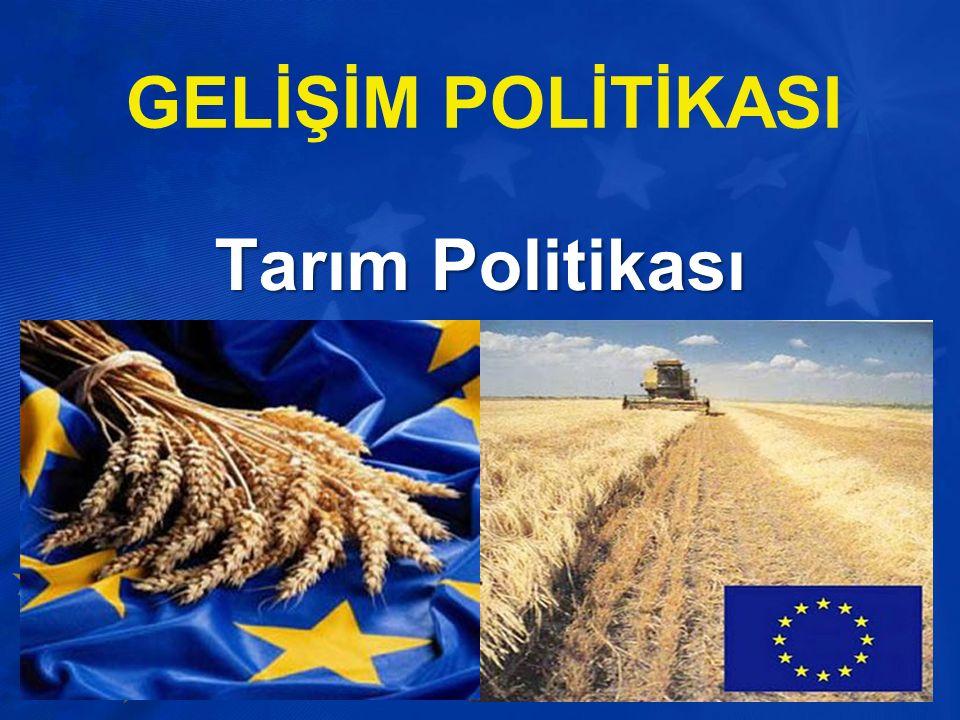 Tarım Politikası