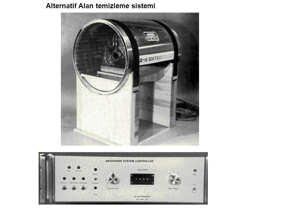 Alternatif Alan temizleme sistemi
