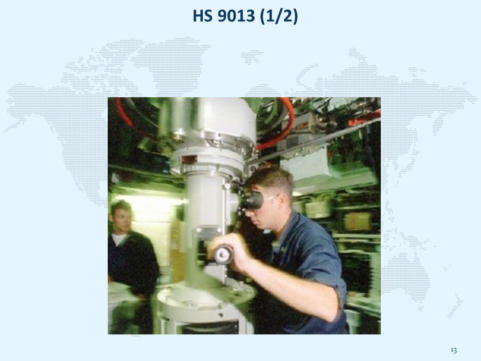 HS 9013 (1/2) 13