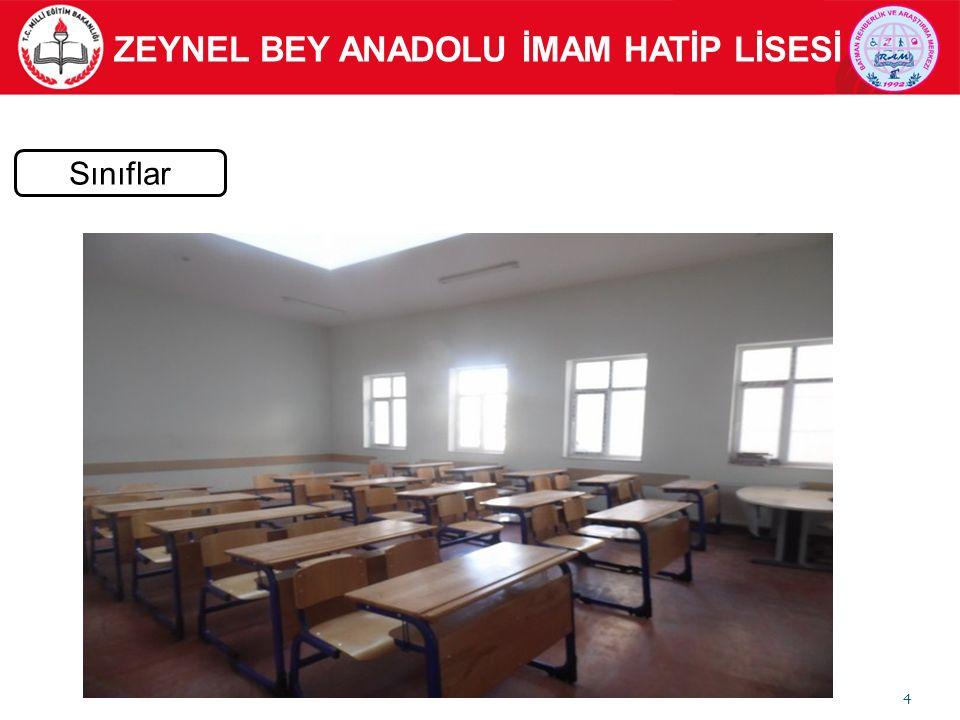 4 Sınıflar