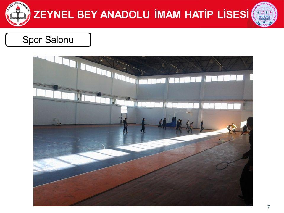 7 Spor Salonu