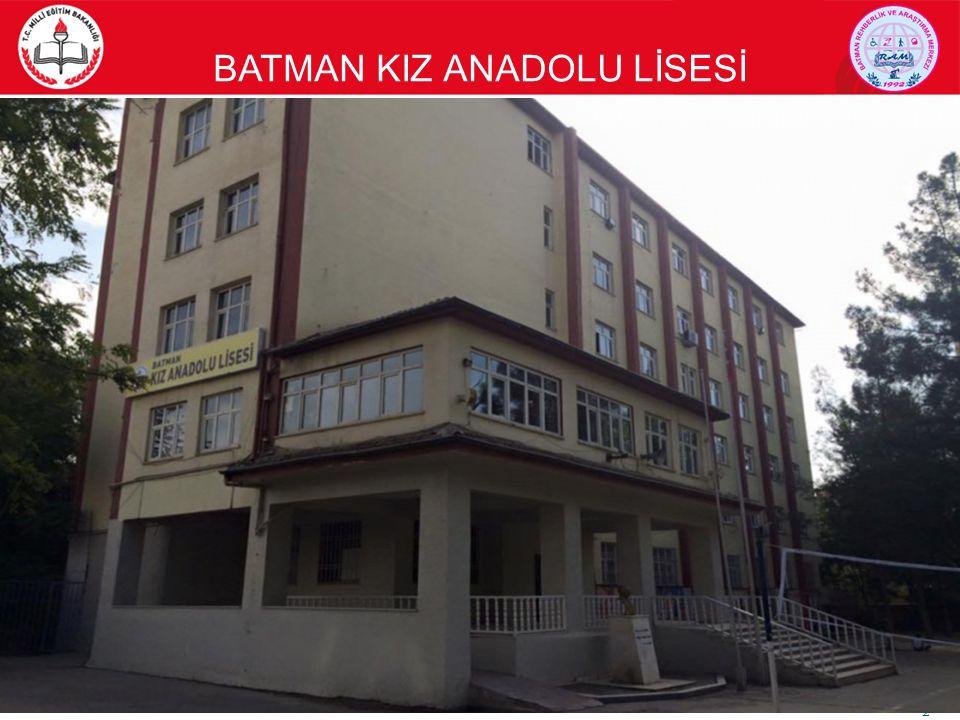 BATMAN KIZ ANADOLU LİSESİ 2