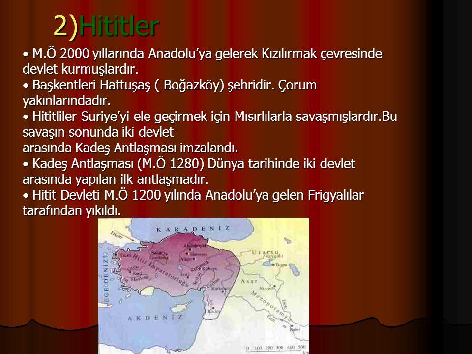 İlk Çağ'da Anadolu Uygarlıkları Anadolu, coğrafi konumu,iklimi ve doğal Anadolu, coğrafi konumu,iklimi ve doğal kaynaklarının zenginliği bakımından her de- virde insanların ilgisini çekmiştir.Bu yüzden ilk çağlardan beri yerleşim merkezi ve uygar- lıkların beşiği olmuştur.