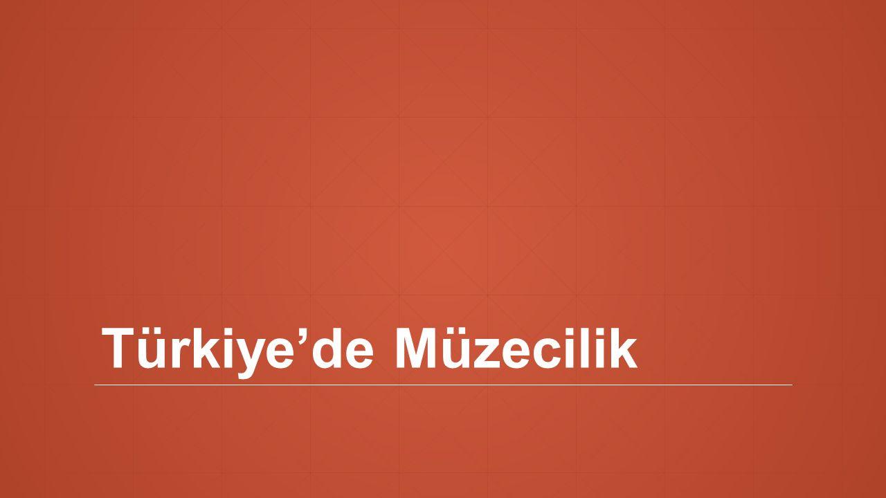 Türkiye'de Müzecilik
