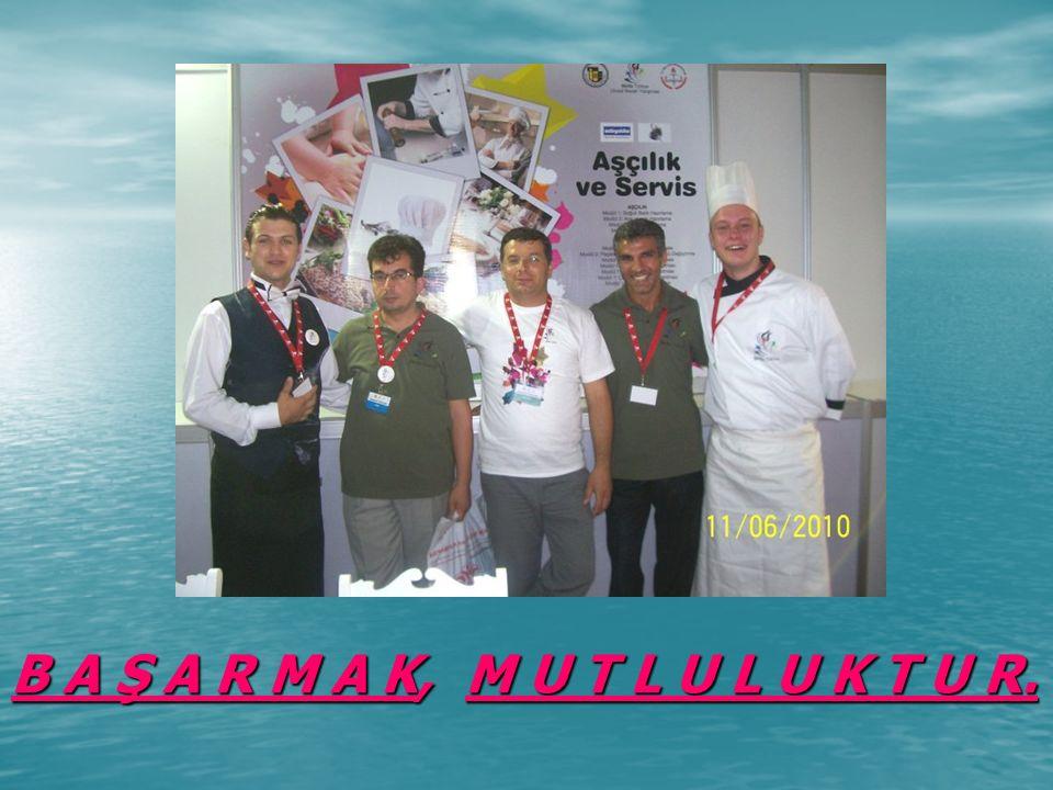 Öğrencilerimiz, Sakıp Ünsal ve M.Efe PLATİN, yarışmaları sonrası öğretmenlerimiz, Mustafa TÜLÜMEN, Aziz YOLDAŞ ve Cengiz ŞAHİN ile birlikte.
