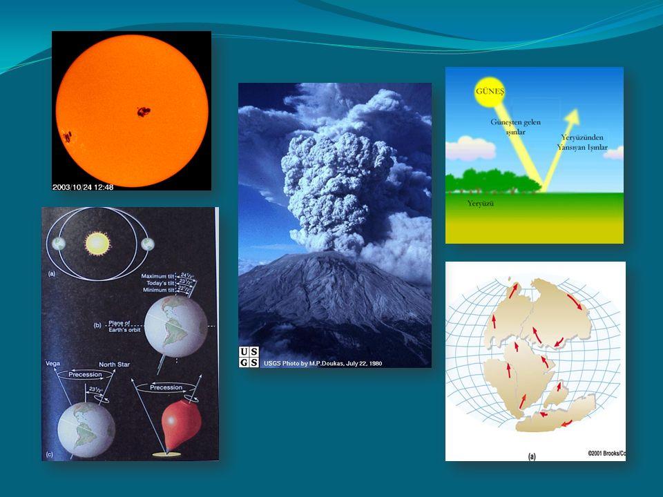 İklim Değişikliğinin Kanıtları İklim Değişikliğinin Kanıtları Geçmişten beri yavaş olarak gerçekleşen ve günümüzde de insan faktörünün etkisi ile hızlanarak devam eden bu sürecin kanıtları ise; Geçmişten beri yavaş olarak gerçekleşen ve günümüzde de insan faktörünün etkisi ile hızlanarak devam eden bu sürecin kanıtları ise; I.