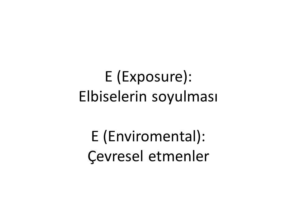 Resusitasyon HAVAYOLU, SOLUNUM, DOLAŞIM Monitörizasyon, Solunum, Puls-oksimetre Kan basıncı, EKG Oksijen tedavisi Entübasyon.