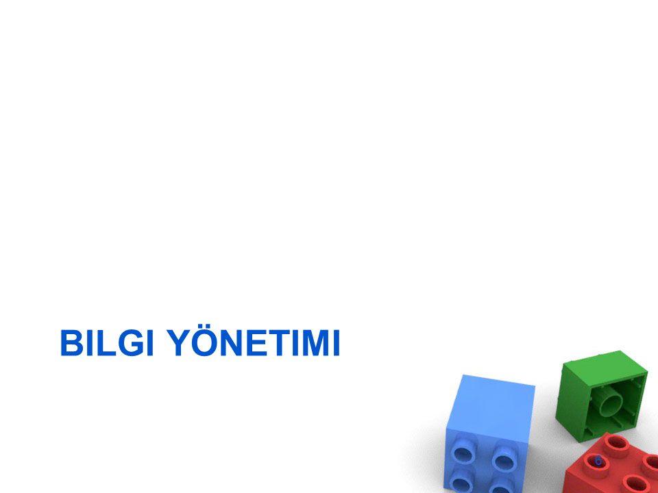 BILGI YÖNETIMI 6