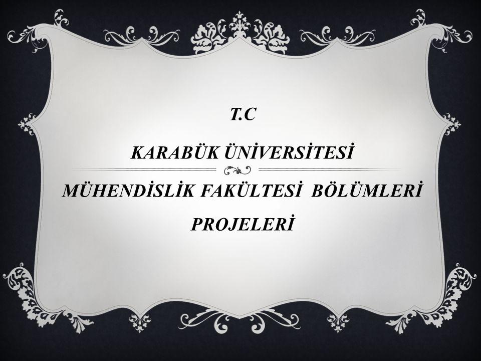 Proje Yürütü cüsü Prof.Dr.