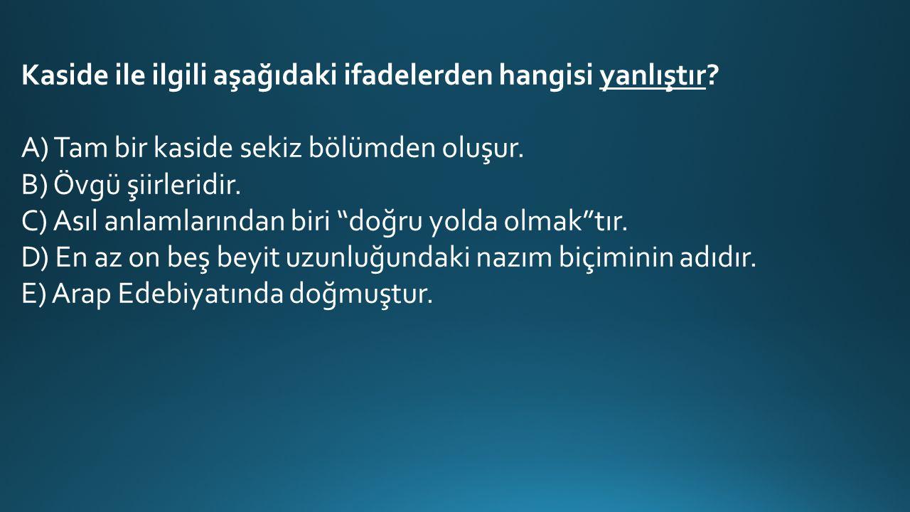 İslami Dönem Batı Türk Edebiyatı için Klasik Edebiyat ve Klasik Türk Edebiyatı adlandırmalarını kullanan isim aşağıdakilerden hangisidir.