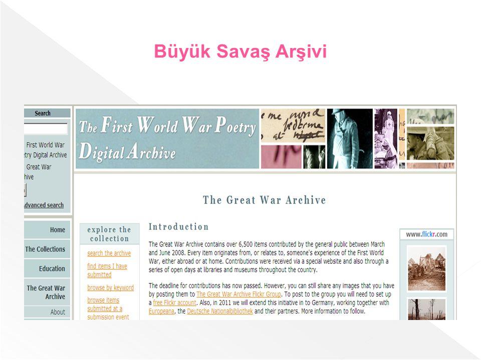 Dijital nesneler dijital kütüphanenin web sayfasında nasıl tanıtılır.