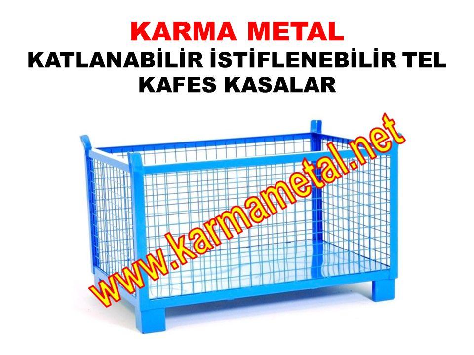 TEL KASA Firmamız KARMA METAL 2000 yılından beri tel kasalar konusunda profesyonel bir hizmet sunmaktadır.Karma Metal ürün kalitesi,uzman kadrosu,kalitesi ve ekonomikliği ile alanında kendini ispatlamış bir firmadır.