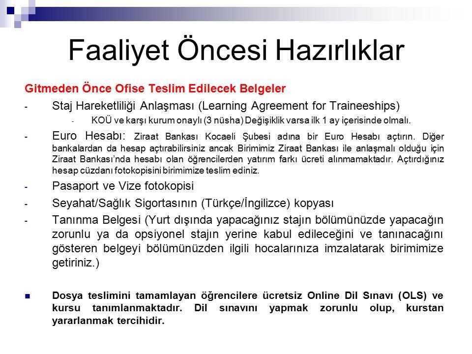 - Gitmeden Önce Ofisten Alınacak Belgeler - Pasaport harcı muafiyet -Vergi Dairesi-Emniyet Md.