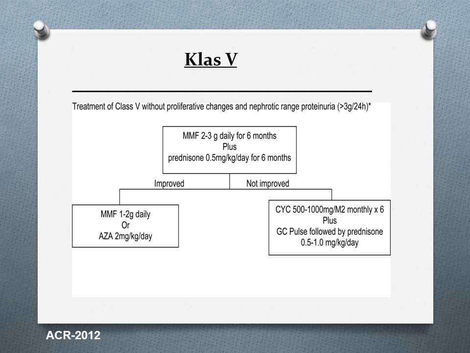 ACR-2012 Klas V