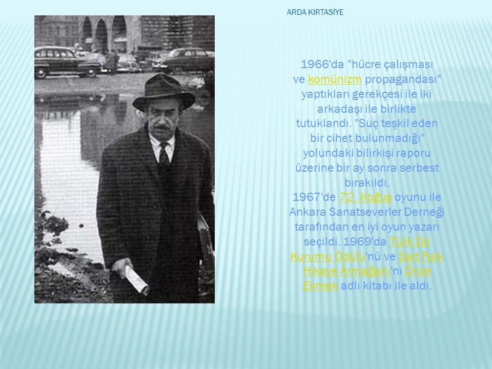 Bulgar Yazarlar Birliği nin çağrısı üzerine gittiği Sofya da, tedavi görmekte olduğu hastanede 2 Haziran 1970 te öldü.Sofya Anısını yaşatmak için İstanbul un Beyoğlu ilçe sinde, Cihangir semtinde Or han Kemal Müzesi açıldı.