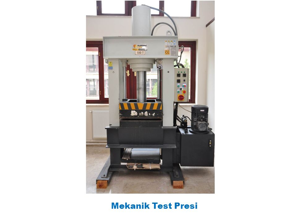 Mekanik Test Presi
