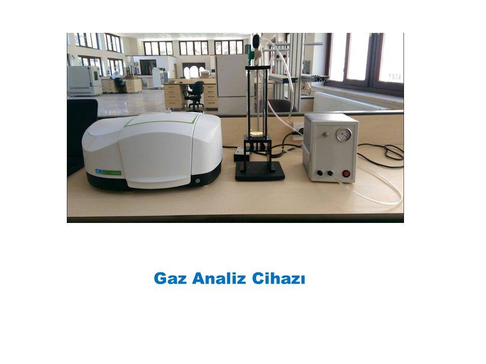 Gaz Analiz Cihazı