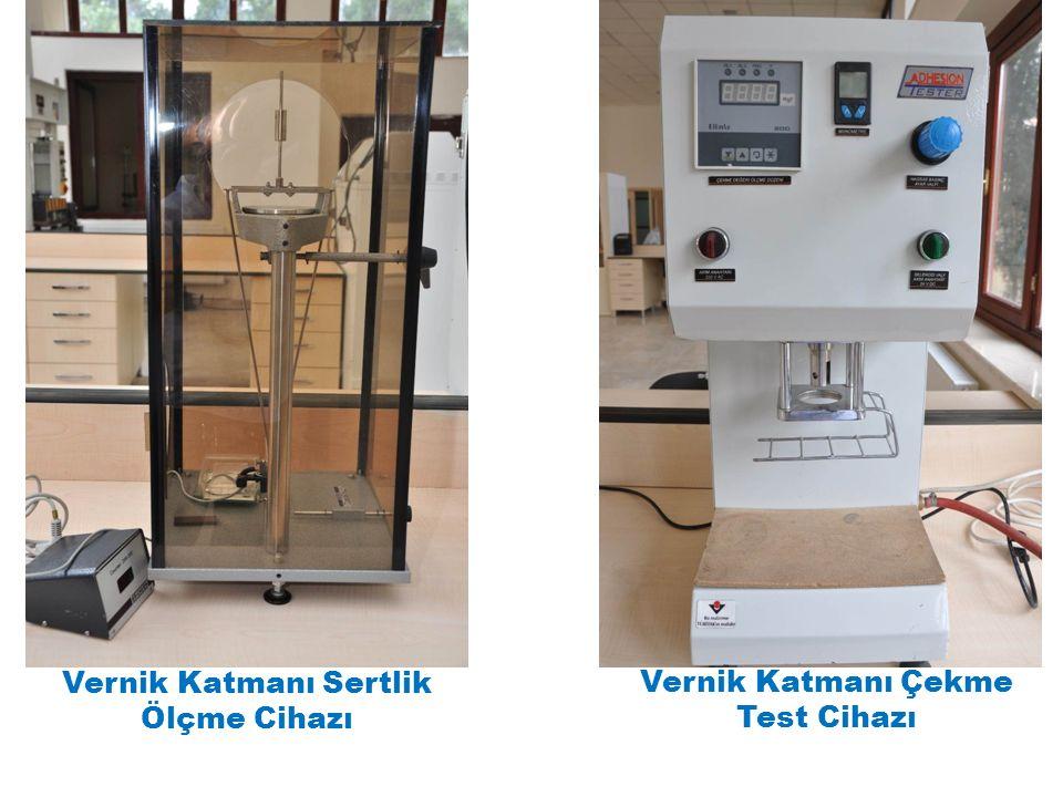 Vernik Katmanı Çekme Test Cihazı Vernik Katmanı Sertlik Ölçme Cihazı