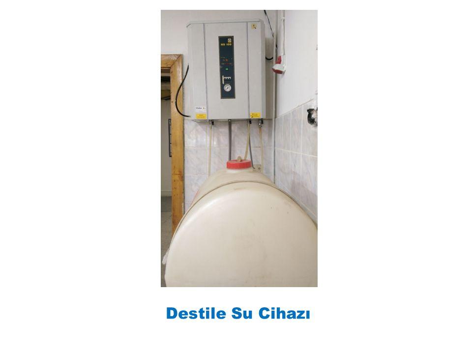 Destile Su Cihazı