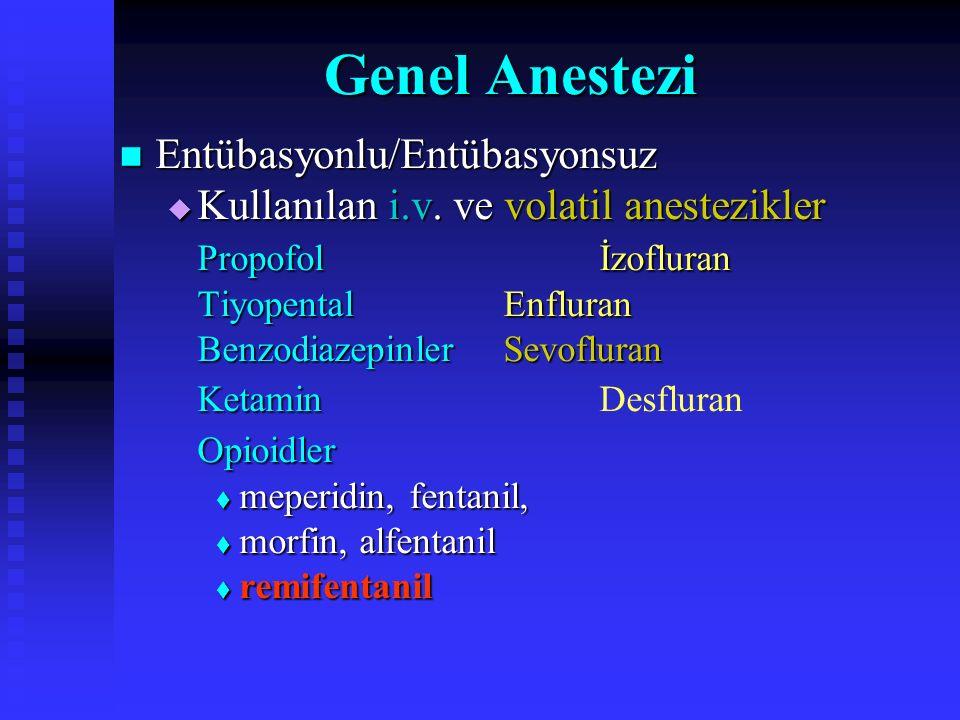 Elektroakupunktur (EA) Grup I (EA+PSB) Grup II (Alfentanil+PSB) Grup I (EA+PSB) Grup II (Alfentanil+PSB) İmplantasyon %27.2* %16.3 Hamilelik %45.9* %2