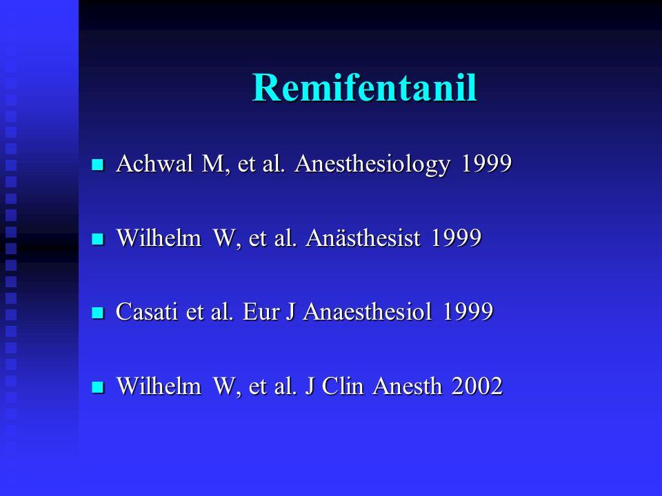 Opioidler  Meperidin  Fentanil  Alfentanil  Remifentanil