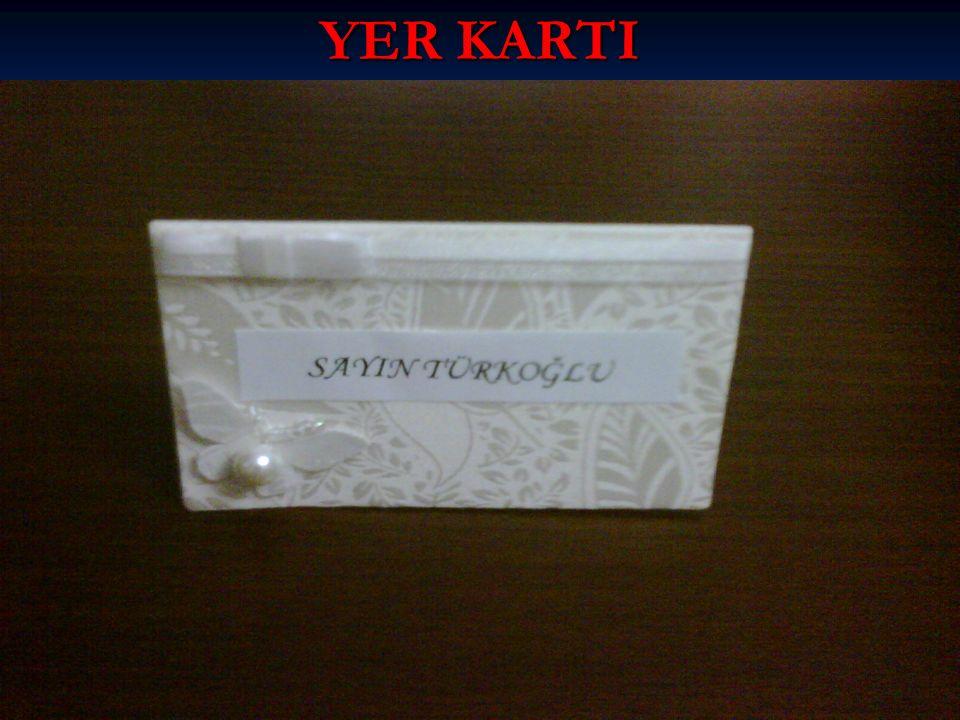 YER KARTI