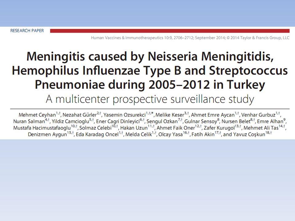 Ayırıcı tanı-infeksiyon dışı nedenler  Malignansi  Kollajen vasküler hastalıklar  İntrakranial kanama, travma  İlaçlar  Toksinler  Metabolik hastalıklar