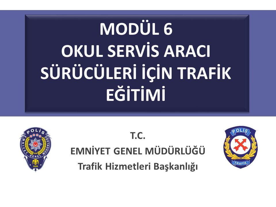 Emniyet Genel Müdürlüğü Trafik Hizmetleri Başkanlığı -Durma yasağı olan yerler.