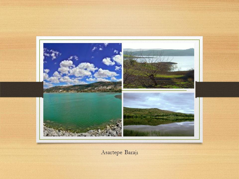 a Asartepe Barajı