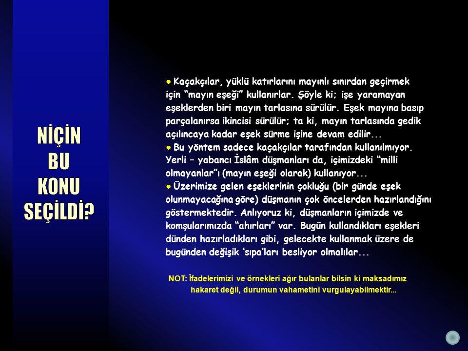 BİTİRİRKEN PKK, Kürt çocuklarını mayın eşeği olarak kullanıyor...